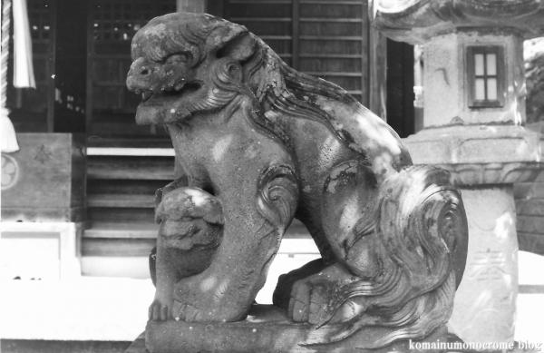 駒林神社(横浜市港北区日吉本町)1