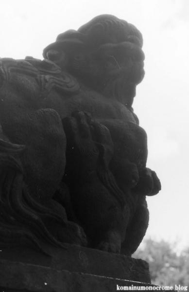 八幡宮(川崎市中原区上平間)4