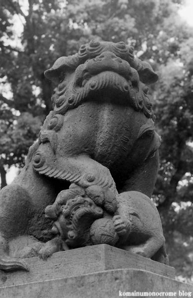 今井神社(川崎市中原区今井上町)4
