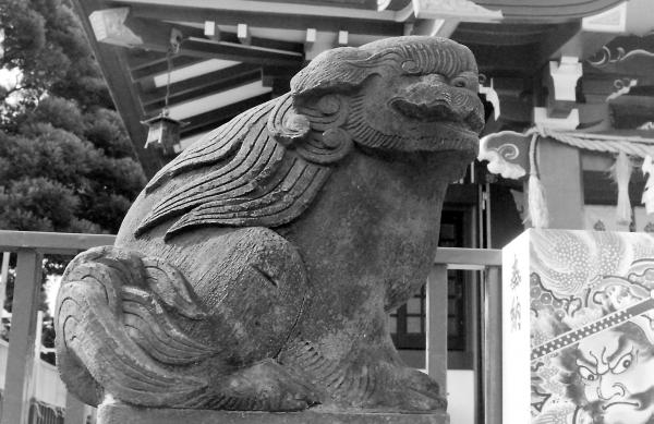 杉山神社(川崎市高津区末永)3