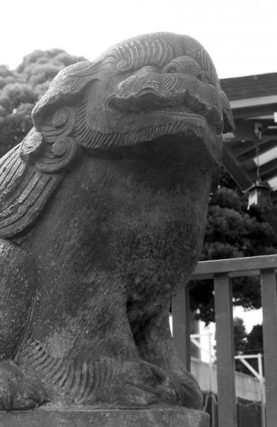 杉山神社(川崎市高津区末永)4