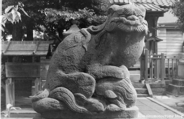 諏訪神社(川崎市高津区諏訪)3