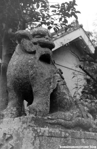 八坂神社(鎌倉市扇ガ谷)2