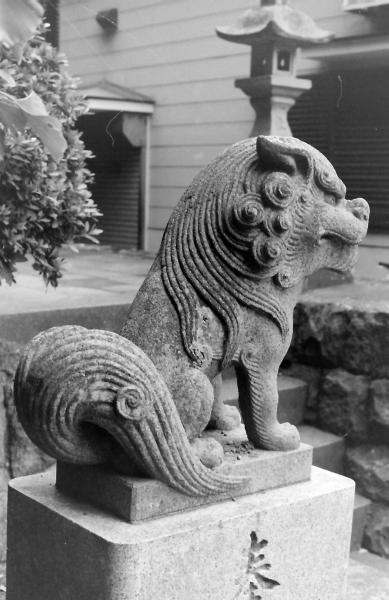 諏訪神社(鎌倉市御成町)3