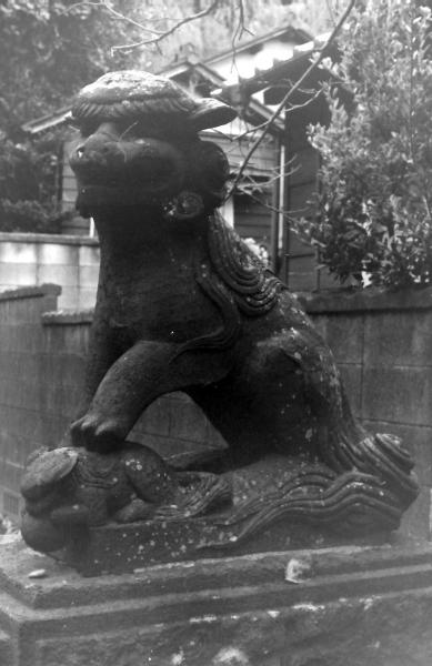 五所神社(鎌倉市材木座)1