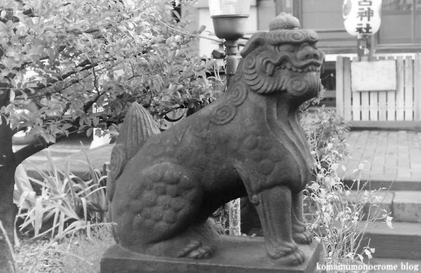 今宮神社(文京区音羽)3