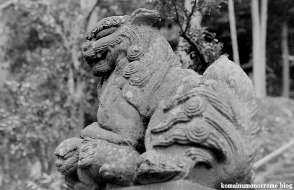 三嶋神社(鎌倉市笛田)2