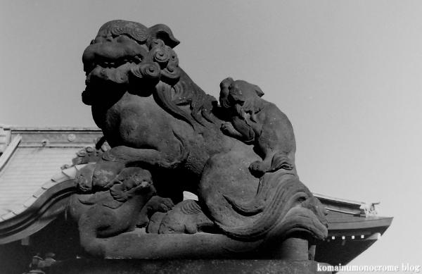 是政八幡神社(府中市是政)1