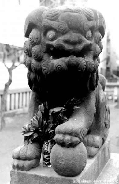 北野神社(目黒区青葉台)2
