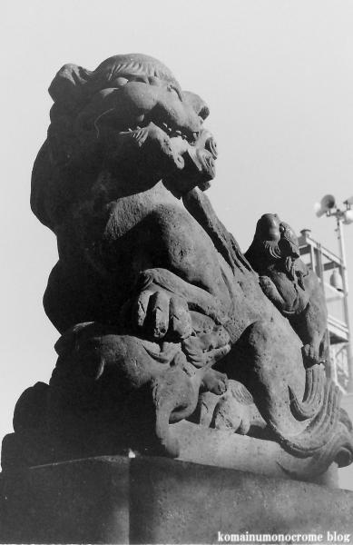 是政八幡神社(府中市是政)2