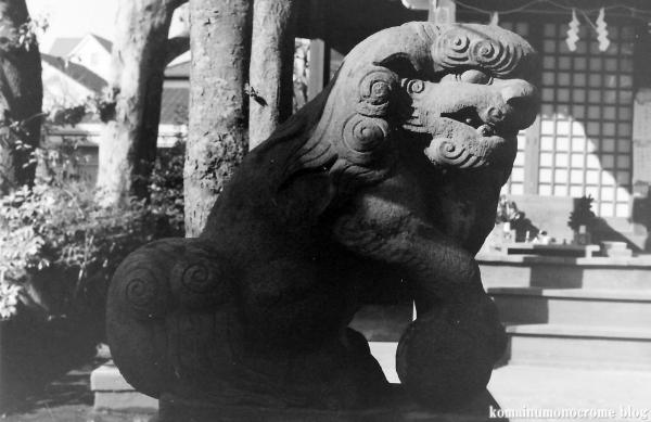 高木神社(目黒区南)3
