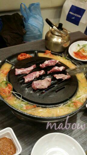 カルメギ お肉