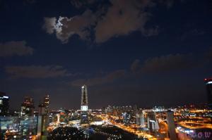 Gタワー夜景2