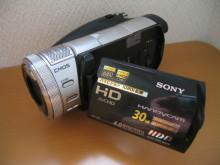 AnswerpointBLOG「日々の仕事レポ」-SONY HDR-SR1 落として壊れたカメラデータ救出
