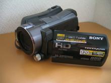 AnswerpointBLOG「日々の仕事レポ」-SONY HDDビデオカメラ HDR-SR12