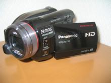AnswerpointBLOG「日々の仕事レポ」-HDC-HS100 パナソニック HDDビデオカメラ