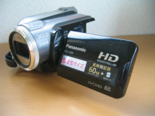 AnswerpointBLOG「日々の仕事レポ」-panasonic HDC-HD9