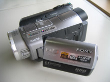 AnswerpointBLOG「日々の仕事レポ」-水没したビデオカメラ SONY HDR-SR7 データ復旧
