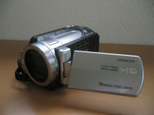 AnswerpointBLOG「日々の仕事レポ」-DZ-HD90 映像データ復旧