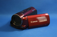 Canon ivis HF M51 データ復旧