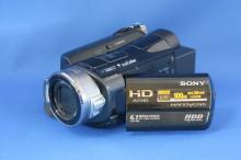 HDR-SR8 データ復元