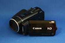 Canon ivis HF21 故障 データ復元