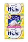 花王石鹸ホワイトのリフレッシュシトラスの香り
