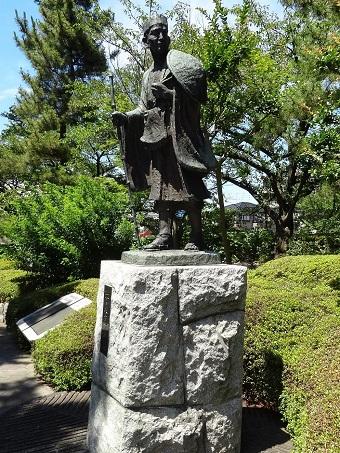 松尾芭蕉in草加