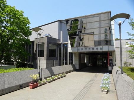 松戸市立博物館01