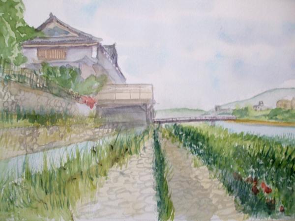 5条橋 カラ