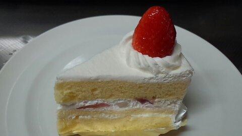 デリチュースショートケーキ