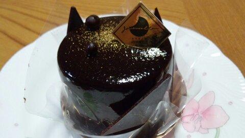 ジュヴァンセルチョコケーキ①