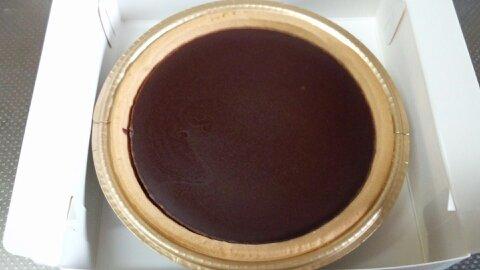 モロゾフチョコチーズケーキ①