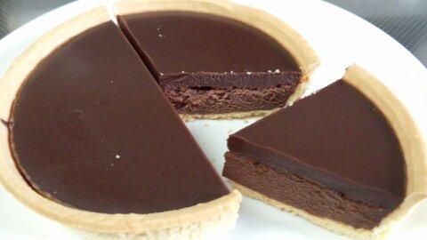 モロゾフチョコチーズケーキ②