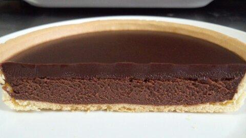 モロゾフチョコチーズケーキ③