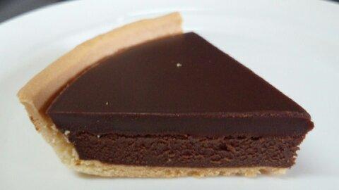 モロゾフチョコチーズケーキ⑤