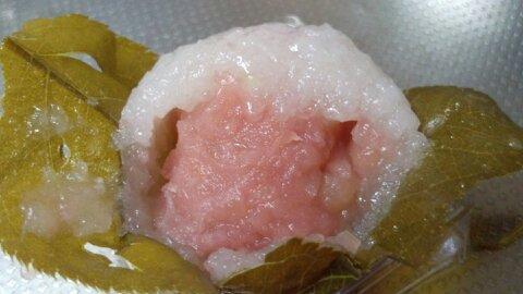 たねや桜餅②