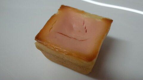 資生堂桜チーズケーキ③