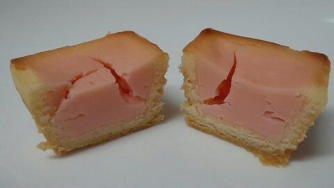 資生堂桜チーズケーキ④