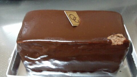 オッジチョコケーキ①