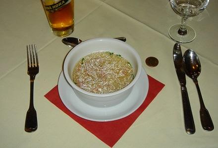 4美味しいスープミネストローネ風