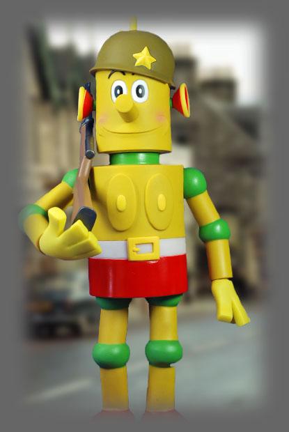 ロボット三等兵13