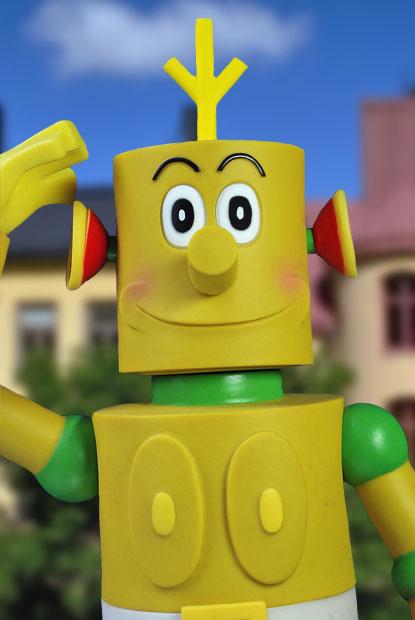 ロボット三等兵14