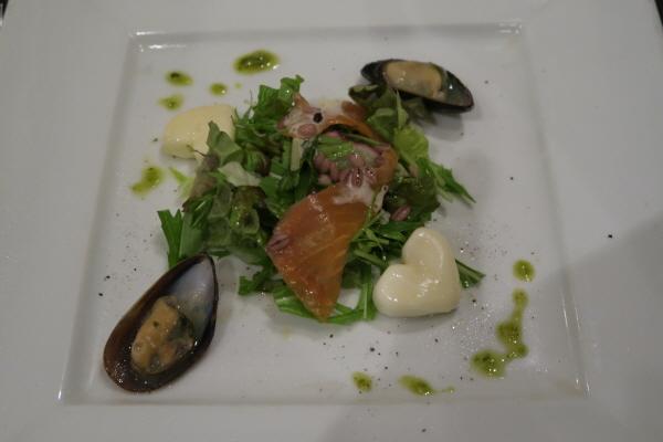 イタリアンディナー1