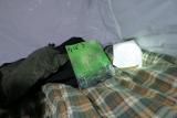 ポップアップルーフ寝室2