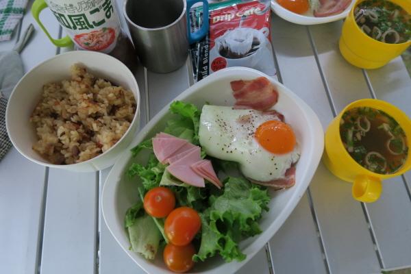 2日目朝食1