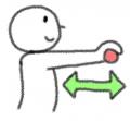 肘関節屈伸 のコピー