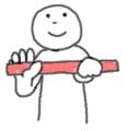 手指体操 のコピー