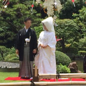 ゆかりん結婚式③