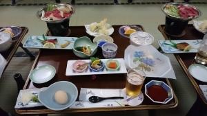 ホテル石庭ー宴会料理
